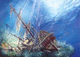 Sunk Galleon - Puzzel (2000)