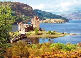 Eilean Donan Castle, Scotland - Puzzel (2000)