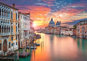 Venice at Sunset - Puzzel (500)