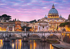 View of the Vatican - Puzzel (500)