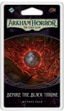 Arkham Horror: The Card Game – Before the Black Throne