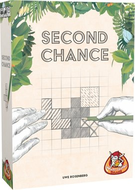 [PREORDER] Second Chance [NL]