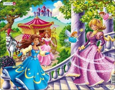 Puzzel LARSEN: Prinsessen (24)