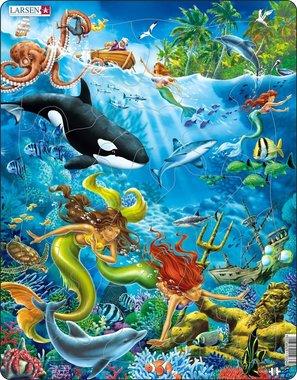Puzzel LARSEN: De Zeemeerminnen (32)