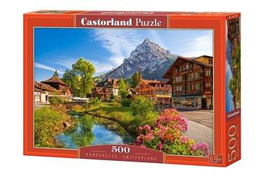 Kandersteg, Switzerland - Puzzel (500)