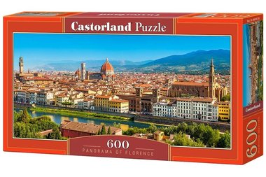 Panorama of Florence - Puzzel (600)