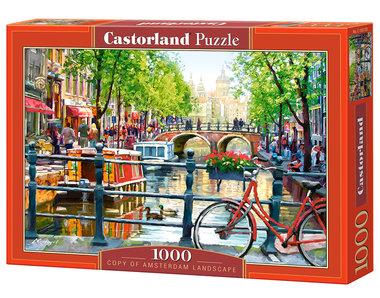 Amsterdam Landscape - Puzzel (1000)
