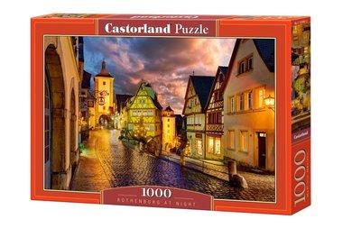 Rothenburg at Night - Puzzel (1000)
