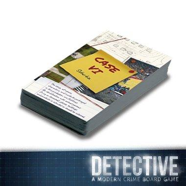 Detective: A Modern Crime Board Game – Case 6: Suburbia