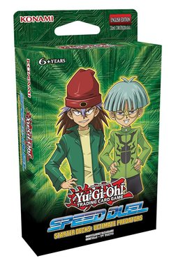 Yu-Gi-Oh! Speed Duel Starter Decks: Ultimate Preditors