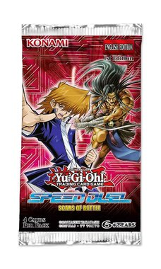 Yu-Gi-Oh! Speed Duel: Scars of Battle (Booster)