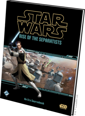 Star Wars: Rise of the Separatists (Sourcebook)