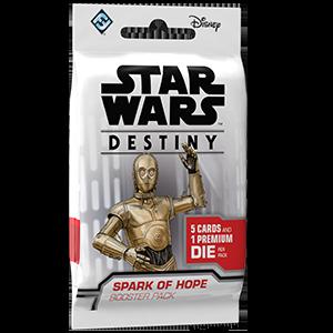 Star Wars: Destiny - Spark of Hope Booster Pack
