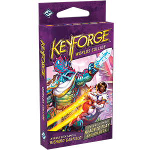 PRE-ORDER: KeyForge: Worlds Collide (Deck)