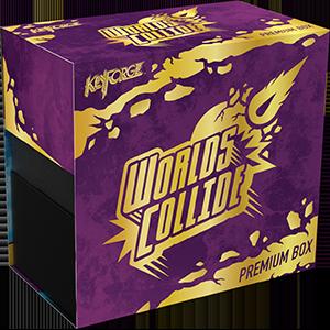 PRE-ORDER: KeyForge: Worlds Collide (Premium Box)
