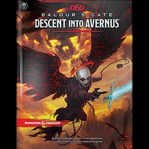 Dungeons & Dragons: Baldur's Gate - Descent into Avernus