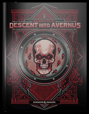 Dungeons & Dragons: Baldur's Gate - Descent into Avernus [LIMITED EDITION]