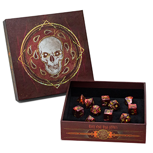 Dungeons & Dragons: Baldur's Gate - Descent into Avernus (Dice Set)