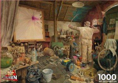 Volgende keer beter - Puzzel Marius van Dokkum (1000)