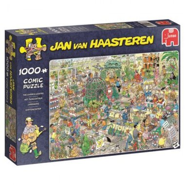 Het Tuincentrum - Jan van Haasteren Puzzel (1000)