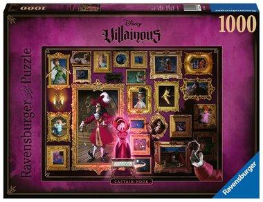 Disney Villainous: Captain Hook - Puzzel (1000)
