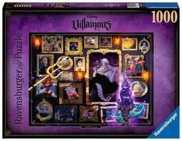 Disney Villainous: Ursula - Puzzel (1000)