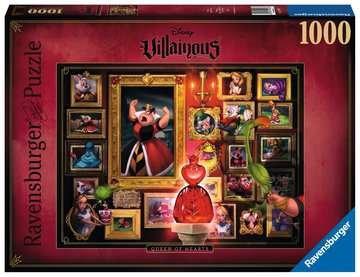 Disney Villainous: Queen of Hearts - Puzzel (1000)
