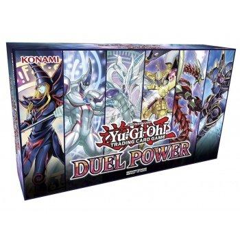 Yu-Gi-Oh! Duel Power Box (German)
