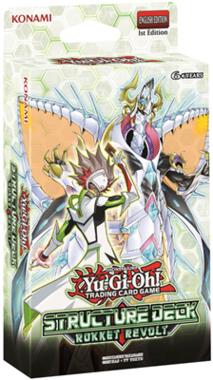 Yu-Gi-Oh! Structure Deck: Rokket Revolt