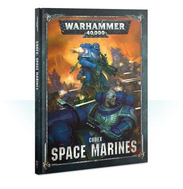 Warhammer 40,000 - Codex: Space Marines (2019)