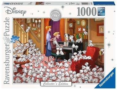 Disney Collector's Edition: 101 Dalmatiërs - Puzzel (1000)