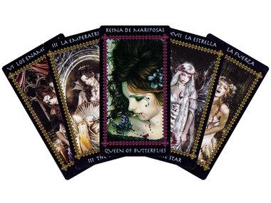 Tarotkaarten Favole (Victoria Francés)