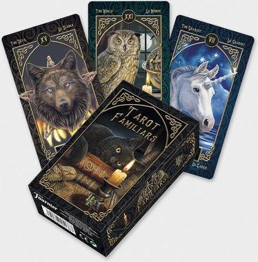 Tarotkaarten Familiars (Lisa Parker)