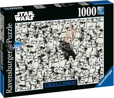 Challenge: Star Wars - Puzzel (1000)