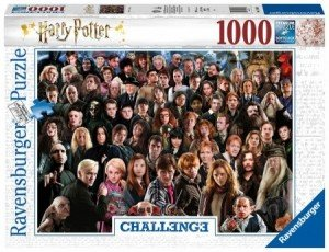 Challenge: Harry Potter - Puzzel (1000)