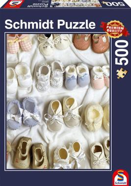 Babyschoentjes - Puzzel (500)