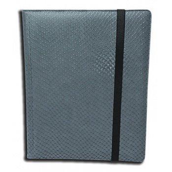 Legion 9 Pocket Dragonhide Binder (Grey)