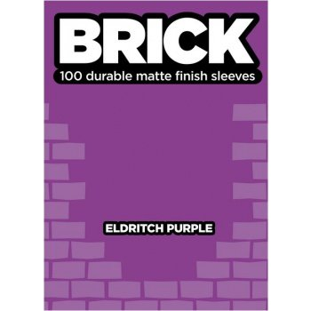 Legion Brick Sleeves (67x92mm) - Eldritch Purple (100 stuks)