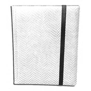 Legion 9 Pocket Dragonhide Binder (White)