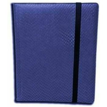 Legion 9 Pocket Dragonhide Binder (Blue)