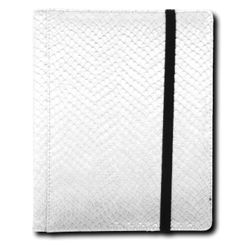 Legion 4 Pocket Dragonhide Binder (White)