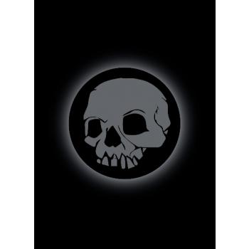 Legion Standard Sleeves (67x92mm) - Absolute Iconic Skull (50 stuks)