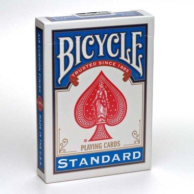 Speelkaarten Standard Blauw (Bicycle)