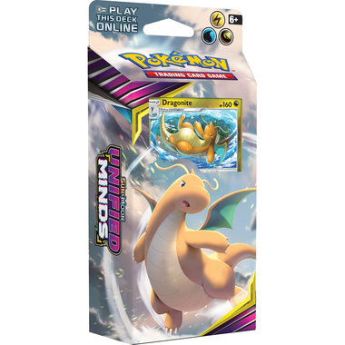 Pokémon: Unified Minds - Theme Deck (Starter Dragonite)