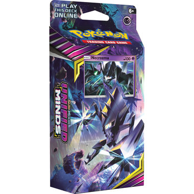 Pokémon: Unified Minds - Theme Deck (Starter Necrozma)
