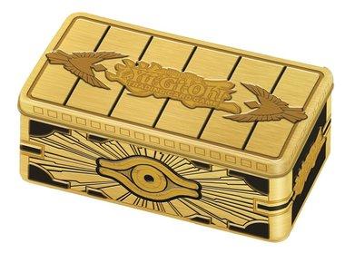 Yu-Gi-Oh! Gold Sarcophagus Tin
