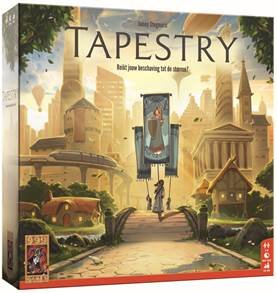 [PREORDER] Tapestry [NL]