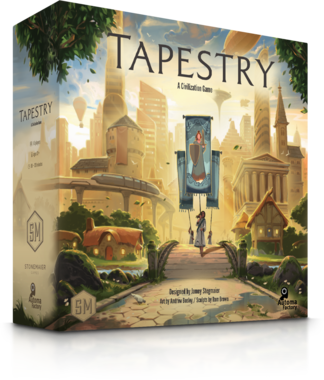 [PREORDER] Tapestry [ENG]