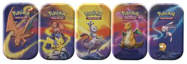 Pokémon: Kanto Power Mini Tin