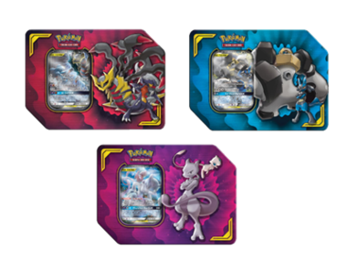 Pokémon: Tag Team Power Partnership Tin